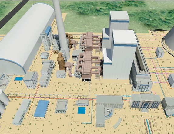 电厂地下管网数字化系统