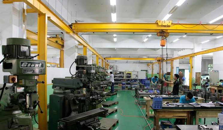 工厂人员定位系统